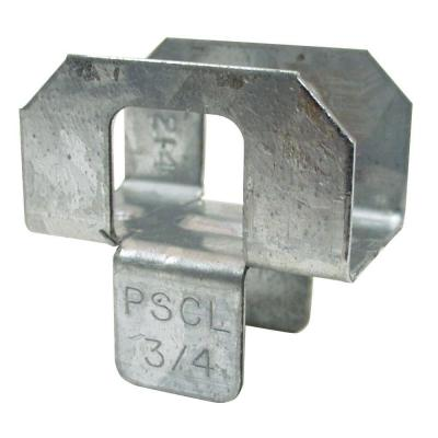 PSCL 3/4 in. 20-Gauge Galvanized Panel Sheathing Clip