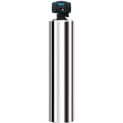 25 GPM 6-Stage Platinum Series Water Filtration and Salt-Free Conditioning System (Treats up to 6 Bathrooms)