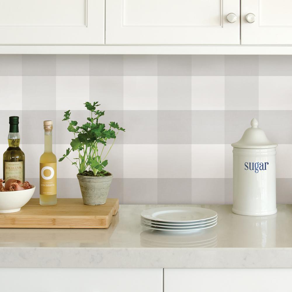 Peel & Stick - Wallpaper - Home Decor - The Home Depot