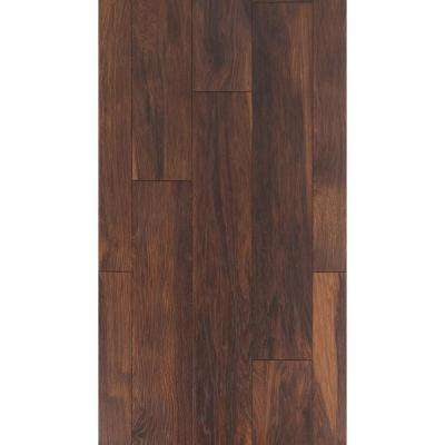 Redborn Hickory 12mm Thick x 8.03 in. Wide x 47.64 in. Length Laminate Flooring (15.94 sq. ft. / case)