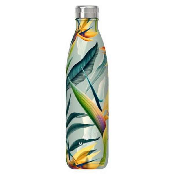 b9048d6315 Manna Vogue 25 oz. Paradise Stainless Steel Vacuum Insulated Bottle ...