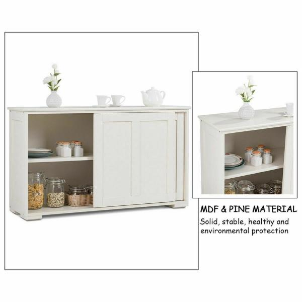 Kitchen Wall Cabinet with Sliding Doors 120x40x50 cm Stainless Steel L2Q3