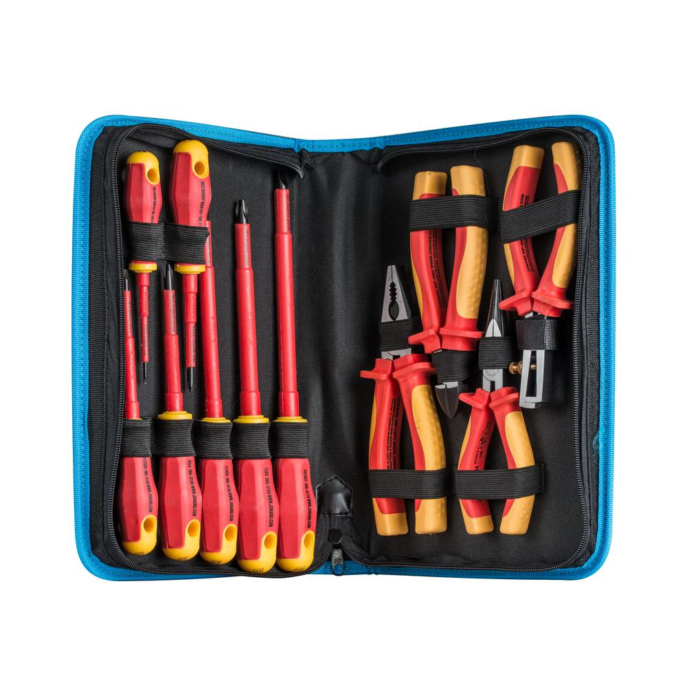 Insulated Tool Kit (11-Piece)