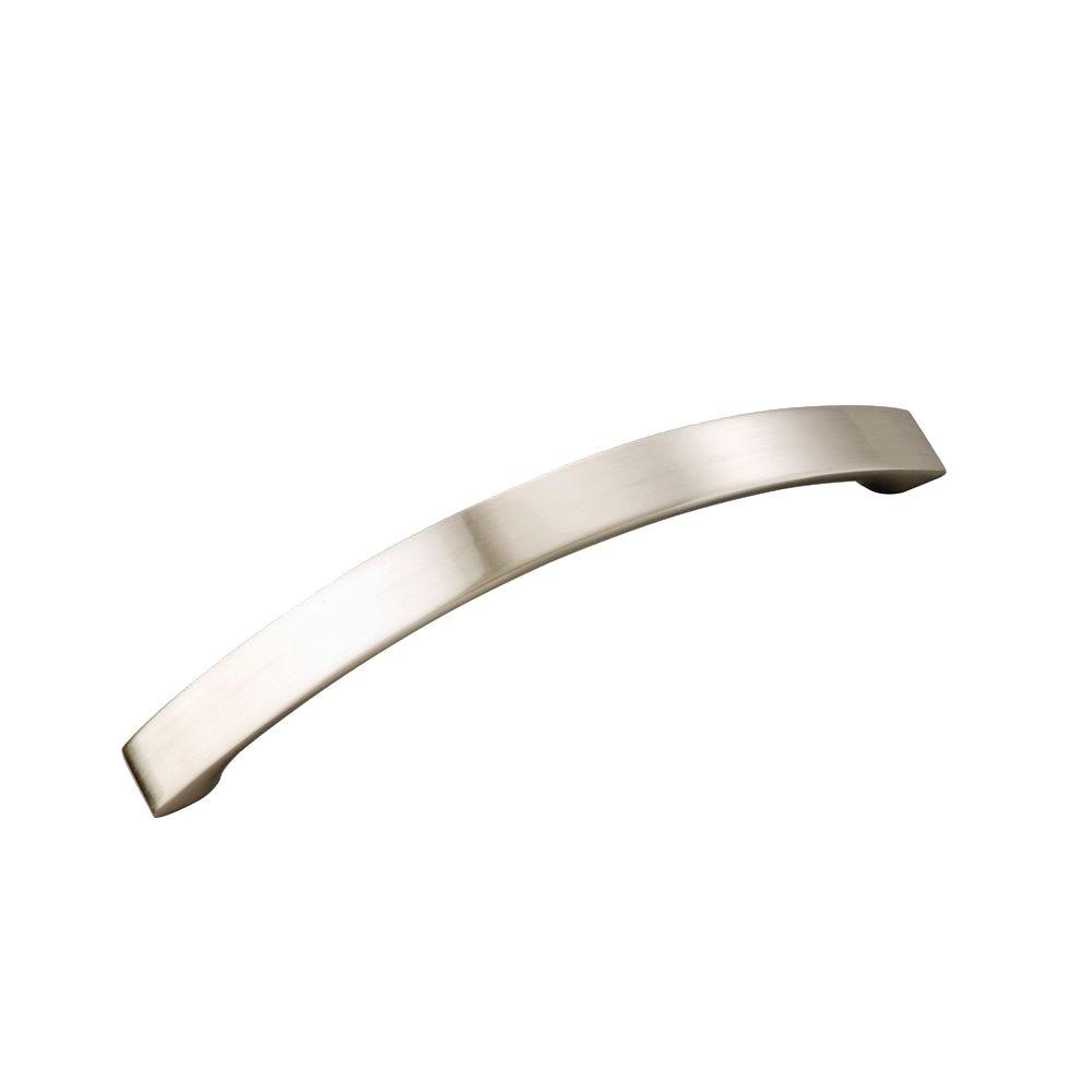 Rotterdam 5 in. Satin Nickel Pull
