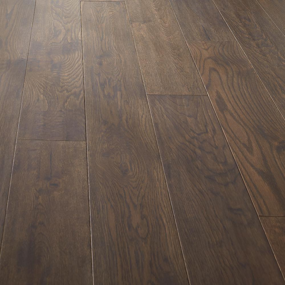 Mullican Flooring Castillian Oak Cordovan Hand Sculpted 1