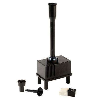 Container Fountain Kit with Led Light