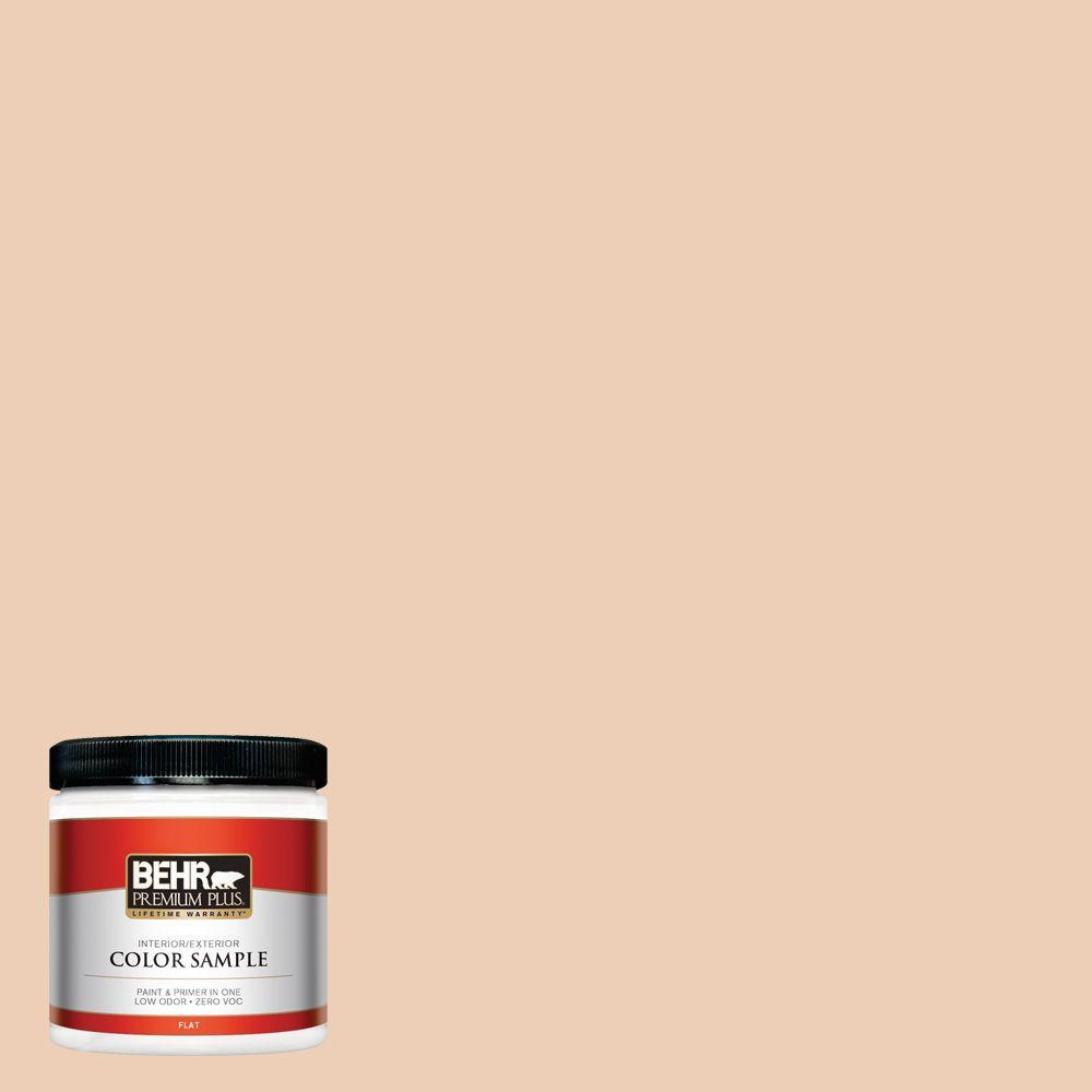 BEHR Premium Plus 8 oz. #260E-2 Clamshell Interior/Exterior Paint Sample