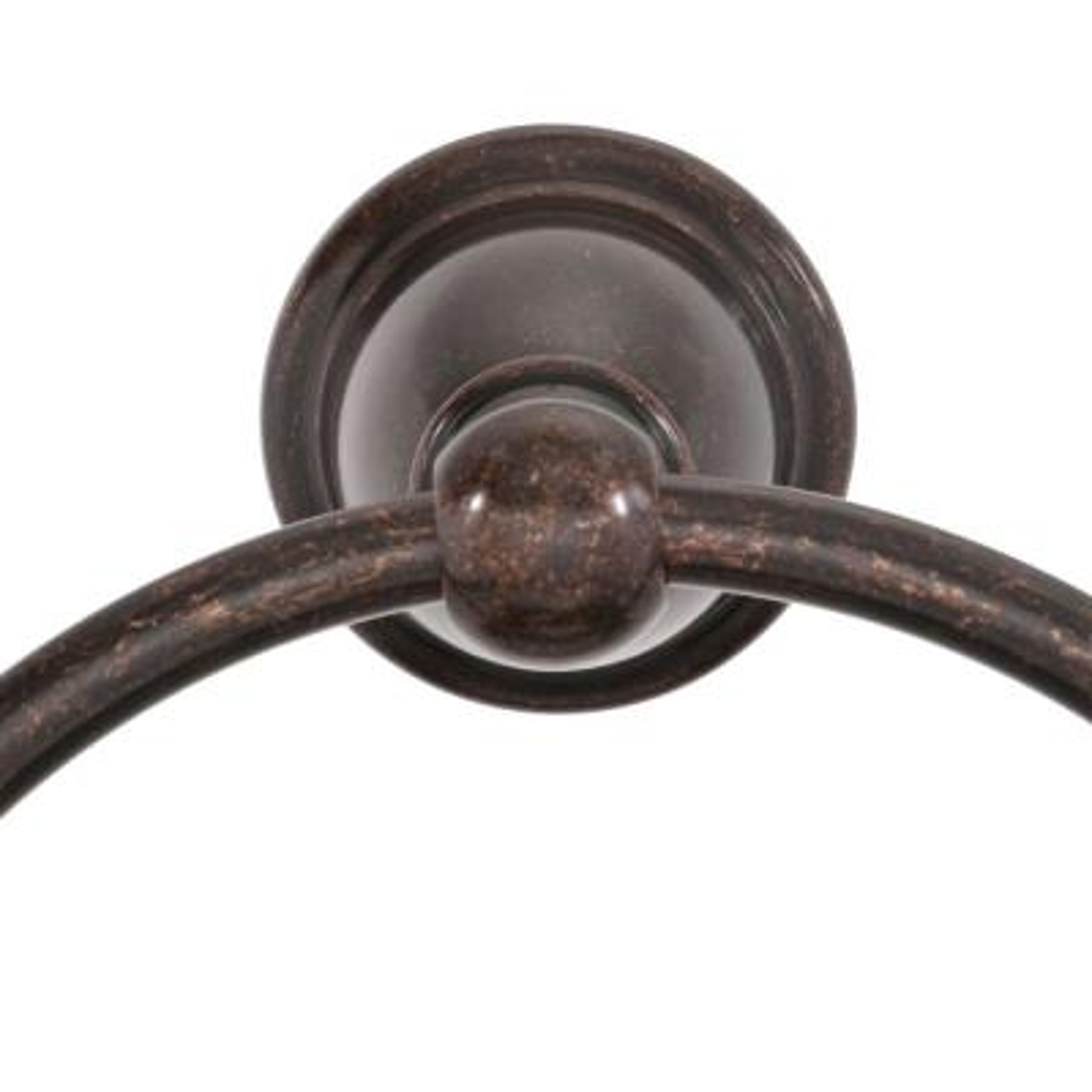 Brantford Towel Ring in Oil Rubbed Bronze