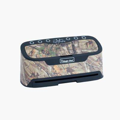 Vacuum Sealer with Bag Cutter in Realtree Xtra Camouflage