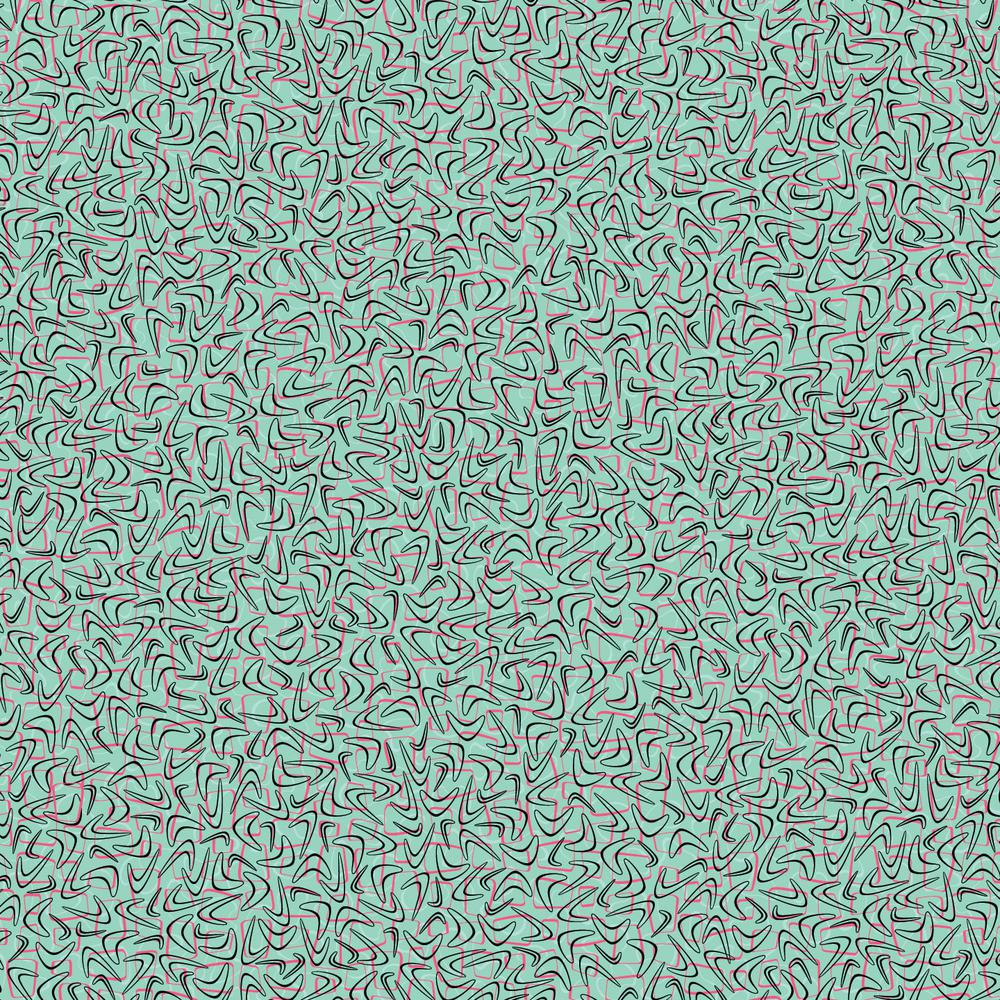 Wilsonart 4 ft. x 8 ft. Laminate Sheet in Retro Mint with Virtual Design Matte Finish