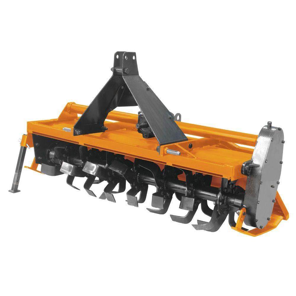 FARMPRO 6 ft. Tiller for Riding Mowers and Tractors-DISCONTINUED