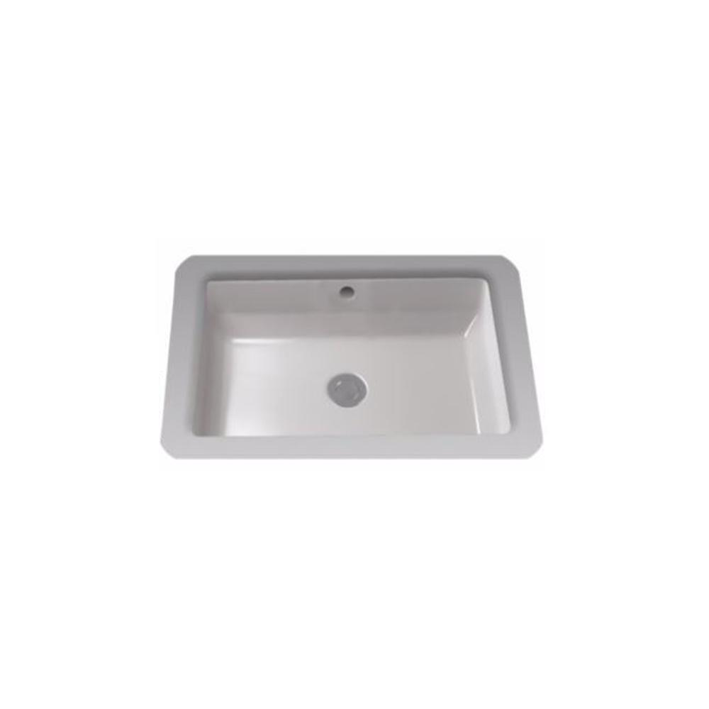 Toto Vernica I 20 In Undermount Bathroom Sink In Cotton