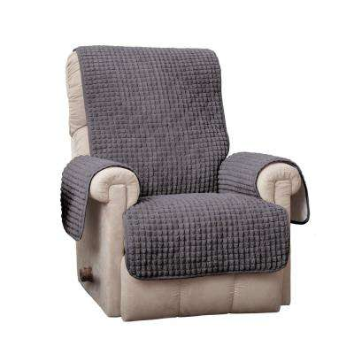Puff Recliner/Wing Grey Furniture Protector