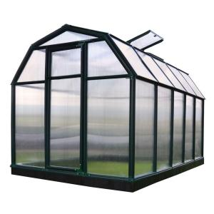 Rion Eco-Grow Twin Wall 6 ft. x 10 ft. Greenhouse by Rion