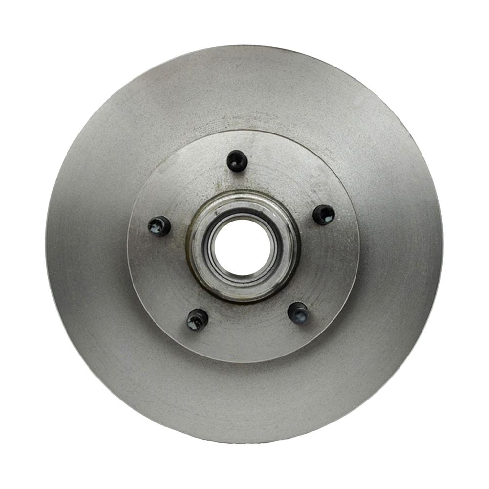 ACDelco Front Disc Brake Rotor and Hub Assembly