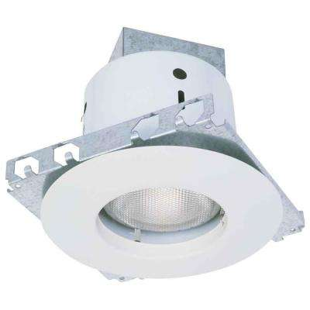 5 in. White Recessed Lighting Kit