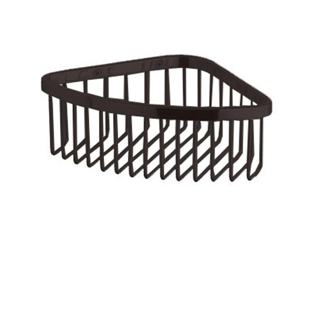 KOHLER Medium Shower Basket In Oil Rubbed Bronze K 1896 2BZ   The Home Depot