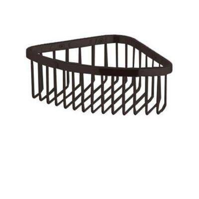 Medium Shower Basket in Oil-Rubbed Bronze