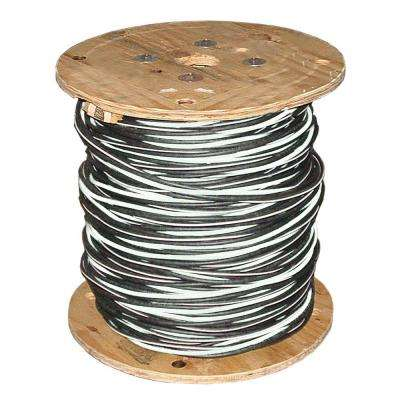 500 ft. 4/0-4/0-2/0 Black Stranded AL Sweetbriar URD Cable