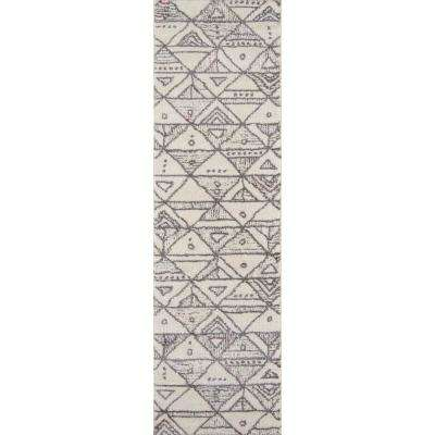 Lima Ivory 2 ft. 3 in. x 7 ft. 6 in. Indoor Area Rug