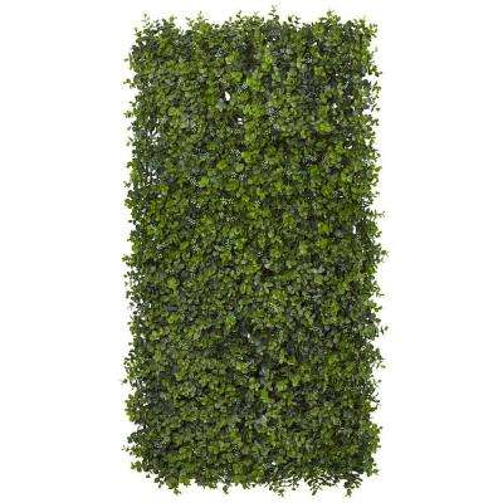 12 in. x 12 in. Eucalyptus Mat (Set of 8)