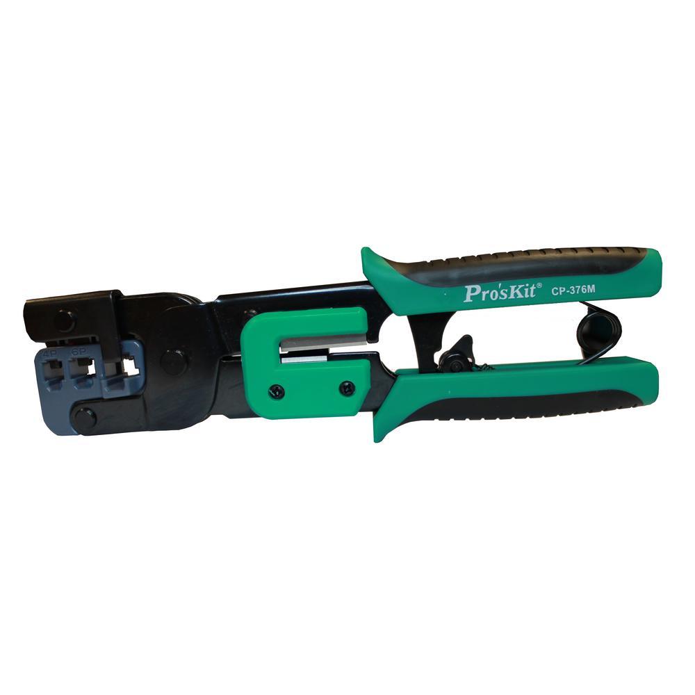 Modular Plug Crimping Tool