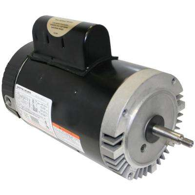 2 HP Dual Speed Full Rate Replacement Motor