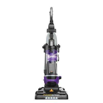 PowerSpeed Corded Bagless Upright Vacuum Cleaner with Bonus Dust Cup