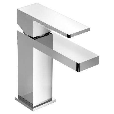 Duro Single Hole Single-Handle Bathroom Faucet in Chrome