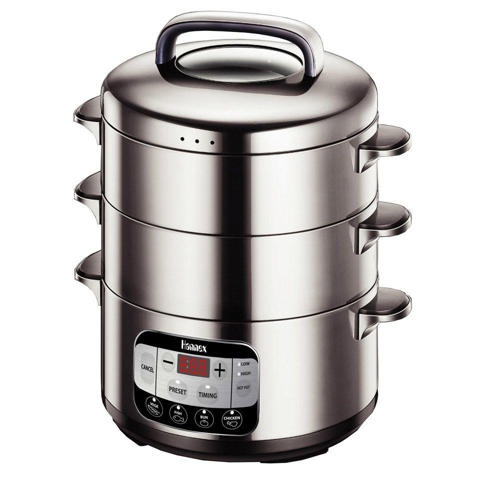 Hannex 2.8 l Electric Steamer-DISCONTINUED