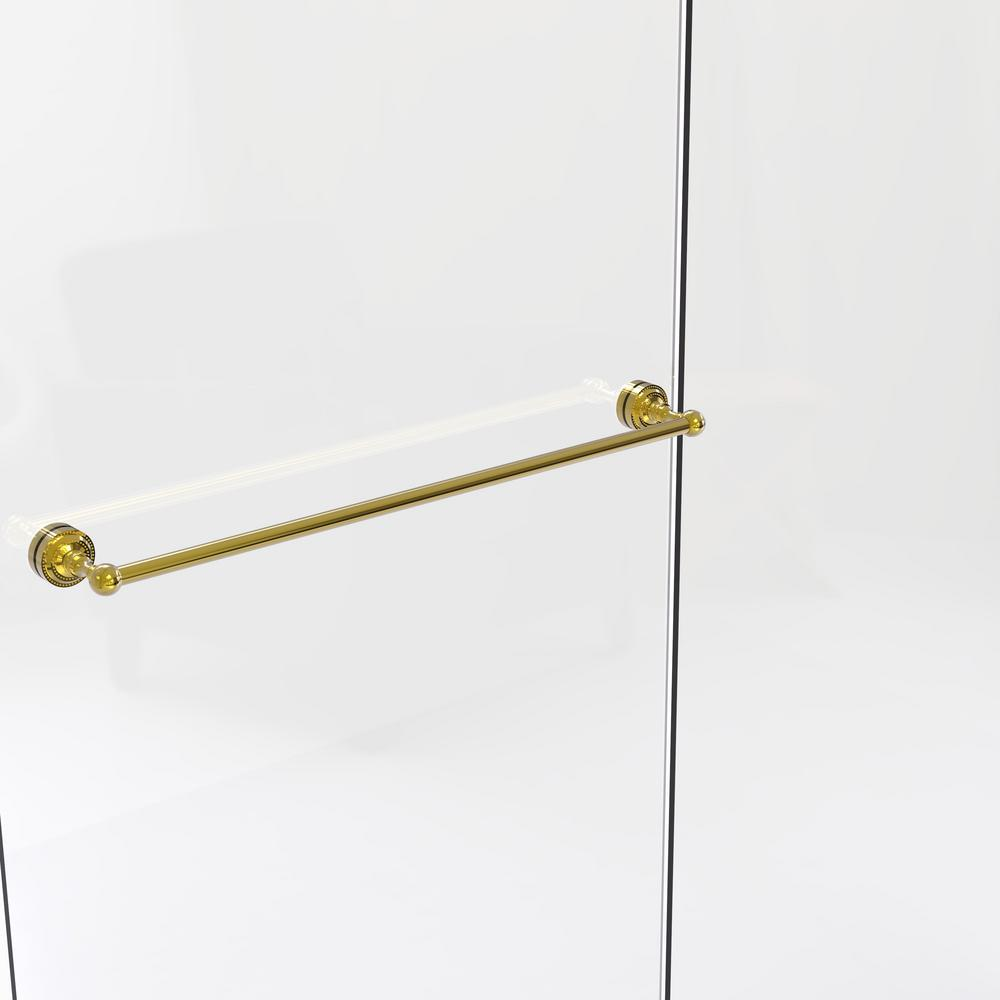 Allied Brass Dottingham Collection 30 In Shower Door