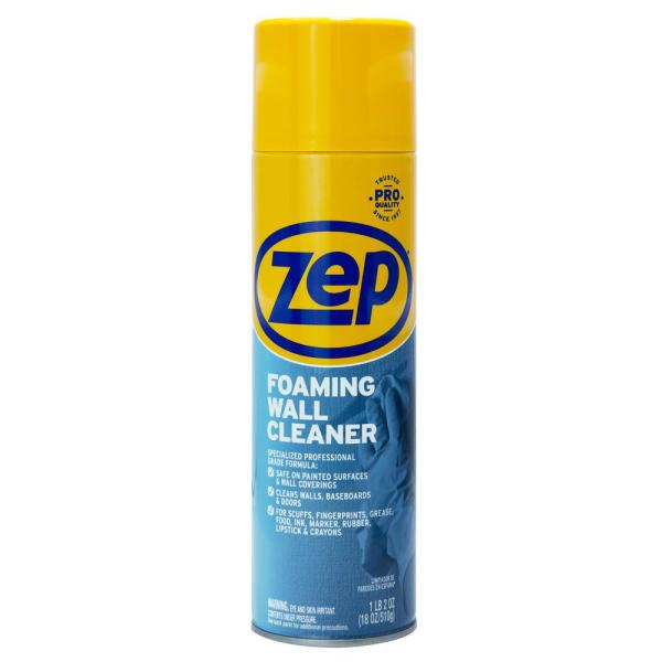 18 oz. Foaming Wall Cleaner
