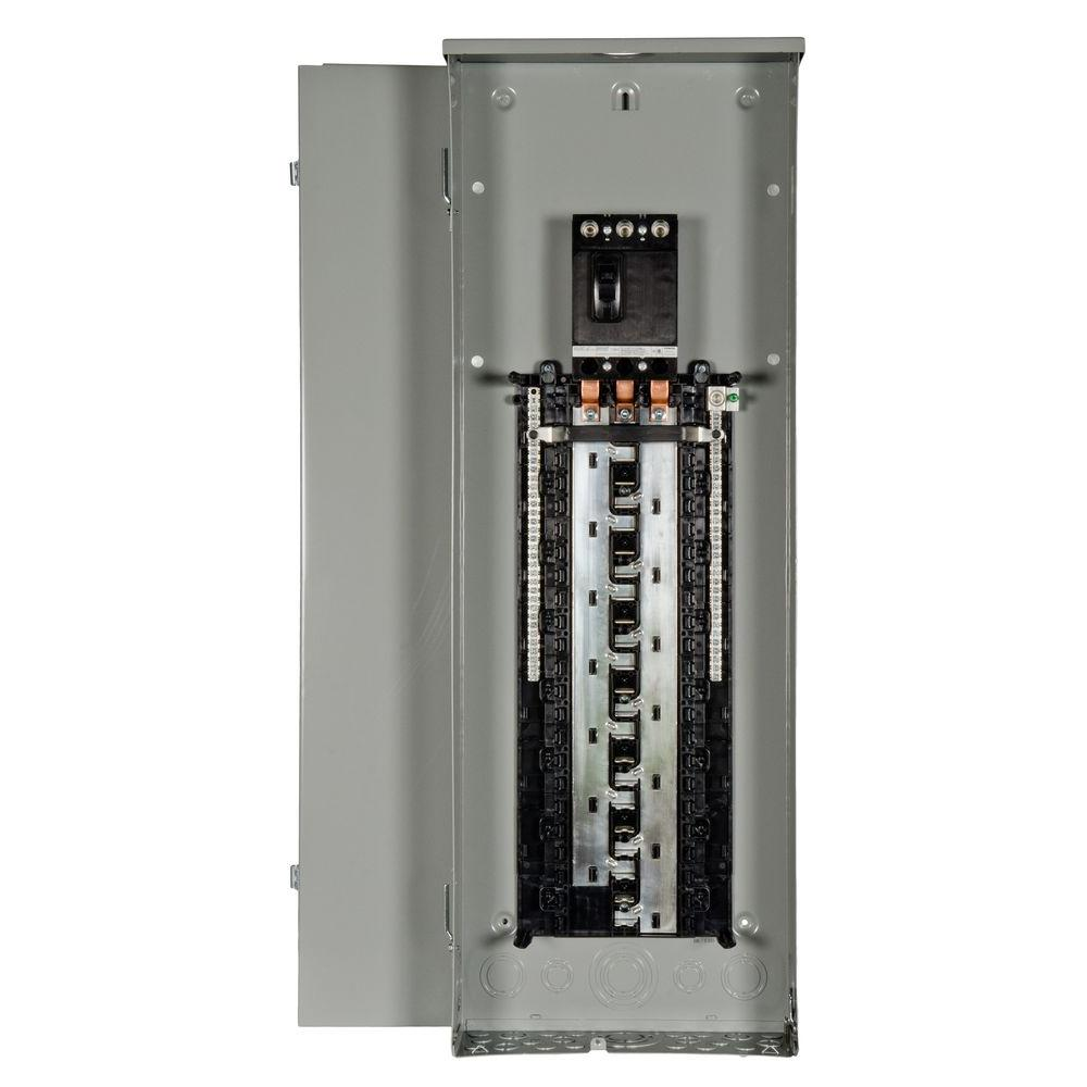 Siemens Es Series 200 Amp 42 Space 60 Circuit Main Breaker Outdoor 3 Phase Load Center Sw4260b3200 The Home Depot