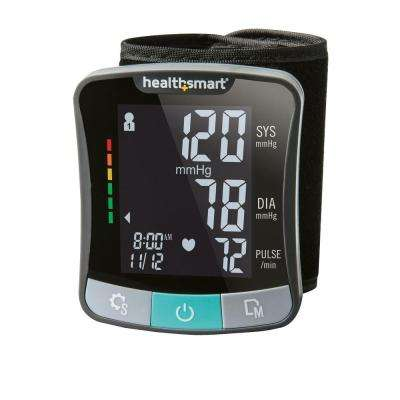 Premium Series Digital Wrist Pressure Monitor in Black
