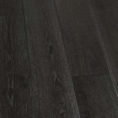 Hickory Scripps 3/8 in. Thick x 6-1/2 in. Wide x Varying Length Engineered Click Hardwood Flooring (23.64 sq. ft. /case)