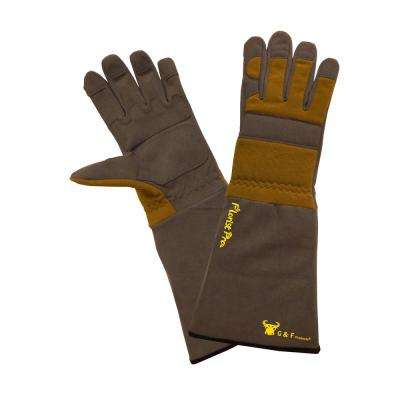 FloristPRO Garden Rose Men's Large Gloves