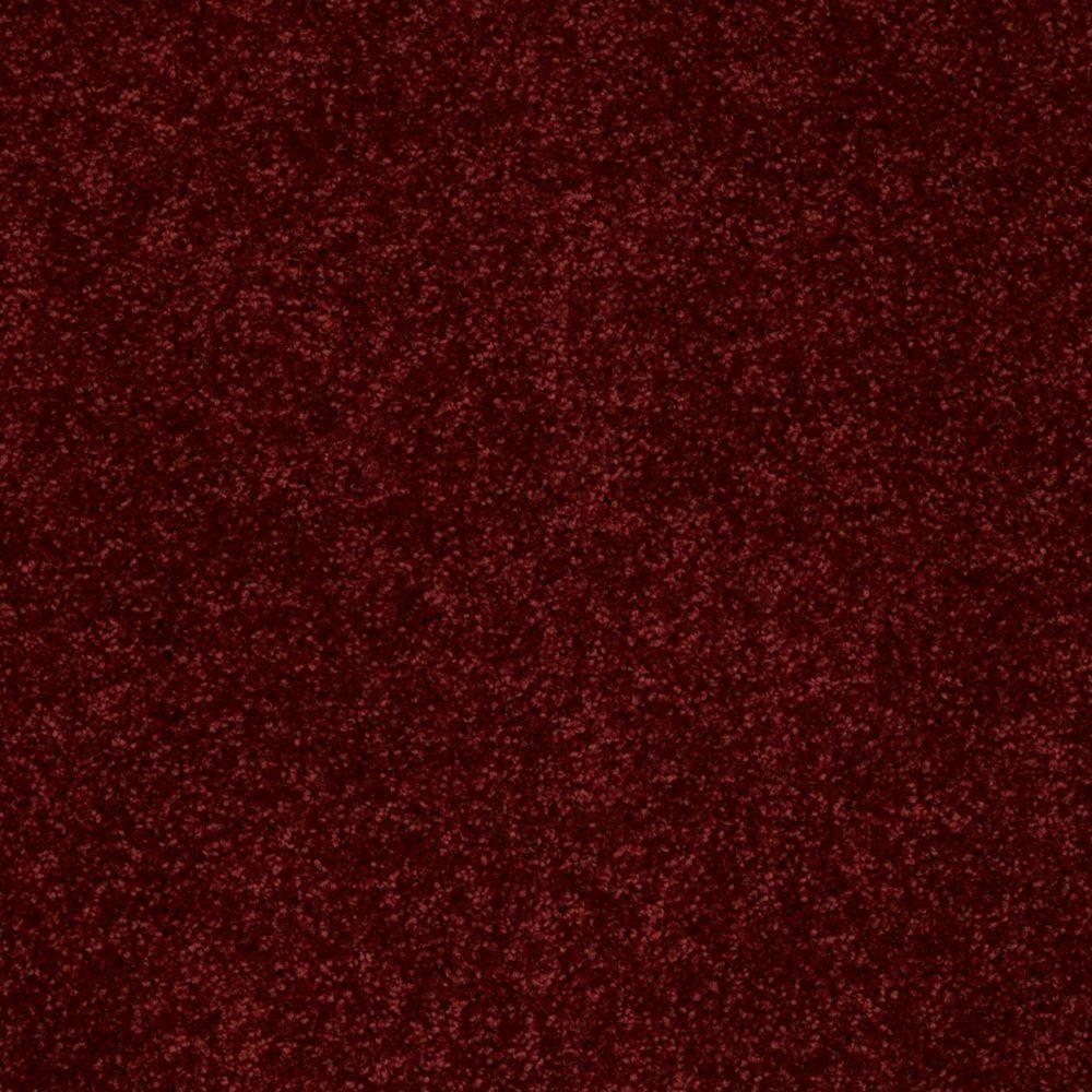 TrafficMASTER Palmdale I - Color Raspberry Tart 15 ft. Carpet