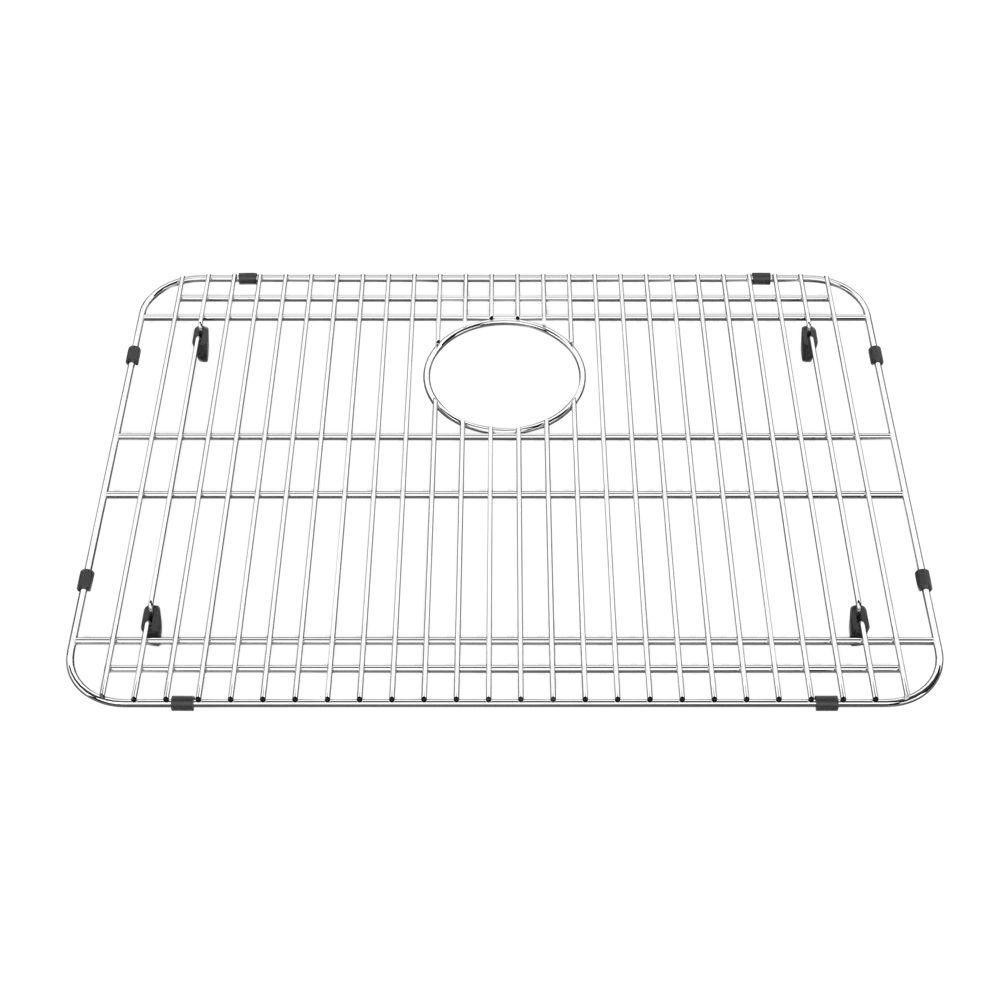 American Standard Prevoir 21 in. x 15 in. Kitchen Sink Grid in Stainless Steel