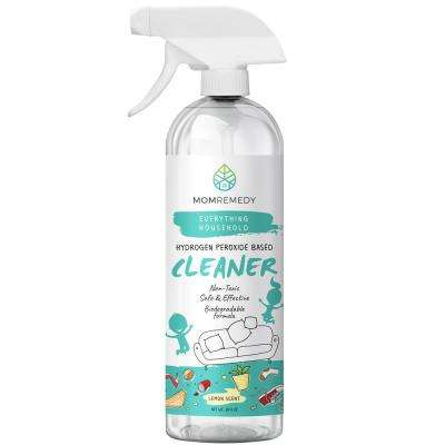 24 oz. Everything Household Nontoxic & Eco-Friendly Hydrogen Peroxide Based Cleaner and Stain Remover