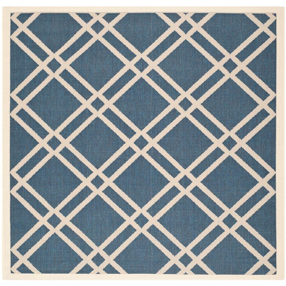 Indoor Outdoor Rugs Square