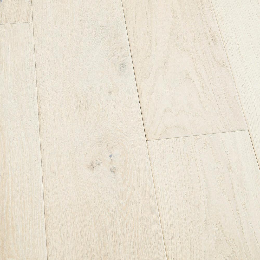 Malibu Wide Plank Take Home Sample French Oak Rincon Engineered Hardwood Flooring 5 In. X 7 In.