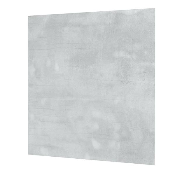 24 in. x 24 in. Polished Aluminum Sheet Metal with 0.025 in. Thick