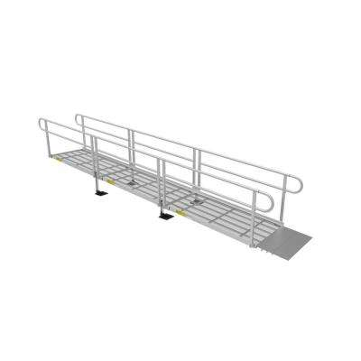 18 ft. Expanded Metal Ramp Kit