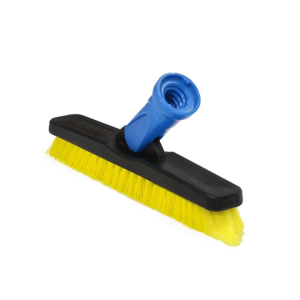 Lock-On Swivel Grout Brush