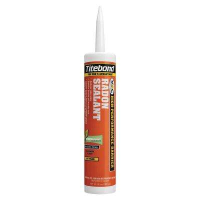10.1 oz. Gray Radon Sealant (12-Pack)