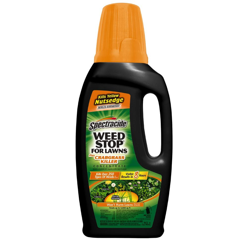 Spectracide Weed Stop 32 oz. Concentrate Plus Crabgrass Killer