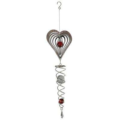Suncatcher Red Heart