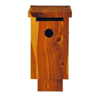 Cedar Chickadee Bird House
