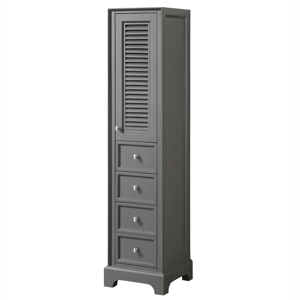 Wyndham Collection Tamara Wall Mounted Storage Cabinet In White Bathroom Fixtures Saidli Bathroom Furniture Sets