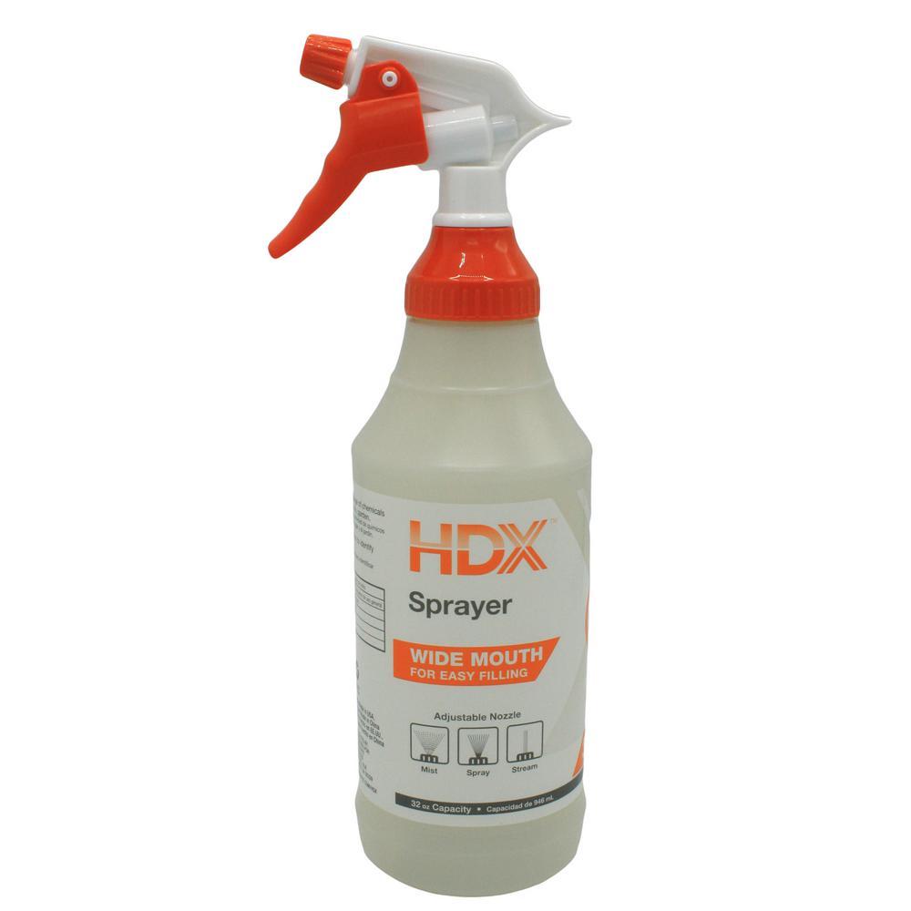 HDX 32 oz. All-Purpose Sprayer Bottle